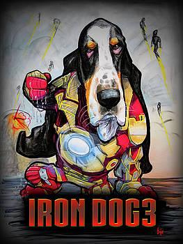 John LaFree - Iron Dog 3