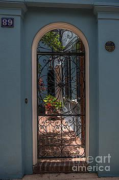 Dale Powell - Iron Gate Entrance