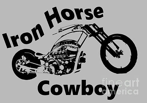 Iron Horse Cowboy by Mark Moore