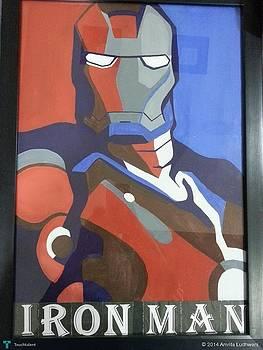 Iron Man by Amrita Ludhwani