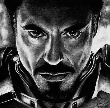 Iron Man by Rick Fortson