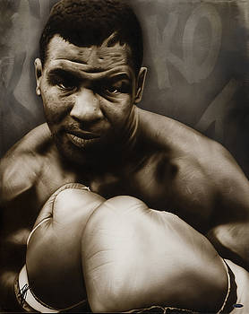 Iron Mike by Rob Jackson
