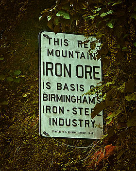 Iron Ore Seam by Just Birmingham