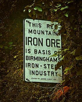 Iron Ore Seam by Just Birmingham