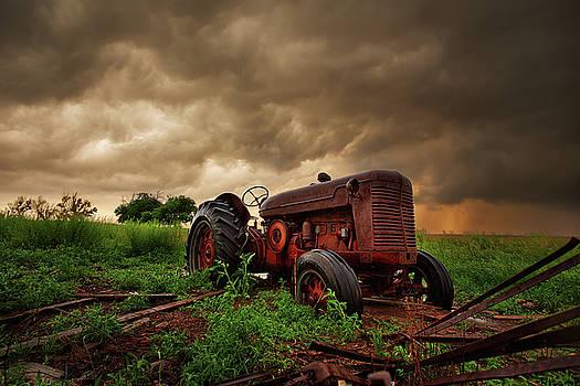 Iron Sky by Thomas Zimmerman