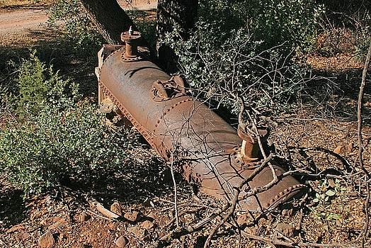 Iron Tank by Gary Kaylor