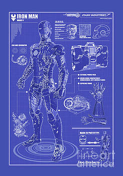 Ironman Patent by Doc Braham