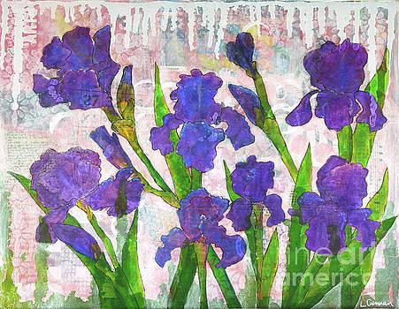 Irresistible Irises by Lisa Crisman