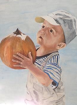 Is this pumpkin good? by Chuck Gebhardt