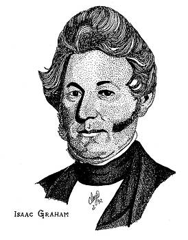 Clayton Cannaday - Isaac Graham