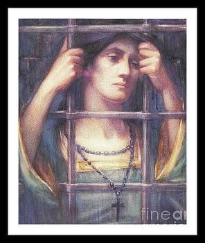 Peter Ogden - Isabella Countess of Buchan by Dundee Artist Stewart Carmichael 1908