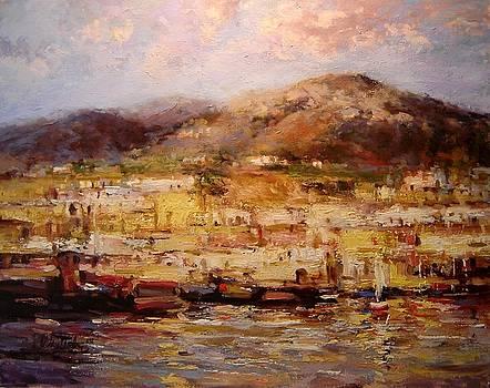 Ischia  by R W Goetting