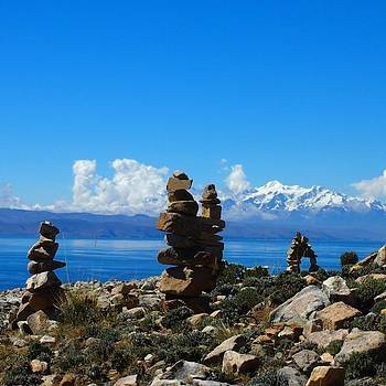 Isla Del Sol On Lake Titicaca. Anyone by Dante Harker