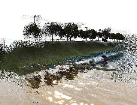 Island Adrift by Monroe Snook