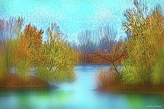 Island Autumn Dreams by Joel Bruce Wallach