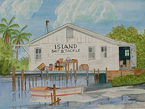 Island Bait and Tackle by John Edebohls