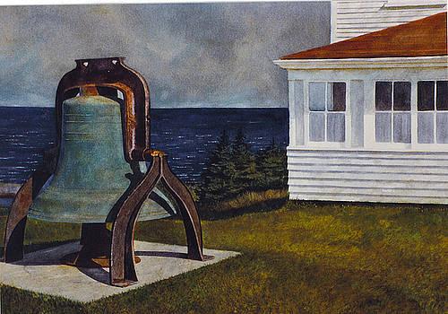 Island Bell by Tyler Ryder