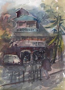 Island dream by Gaston McKenzie