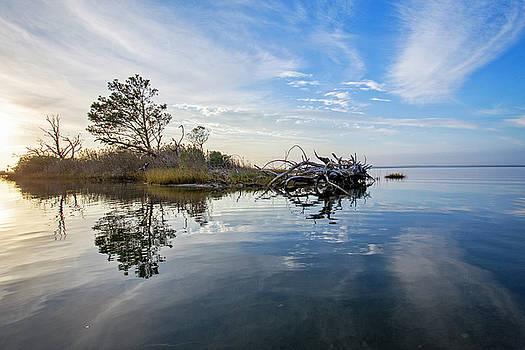 Island Evening by Alan Raasch