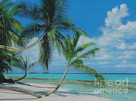 Island Getaway by Michael Nowak