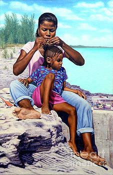 Island Girls II by Nicole Minnis