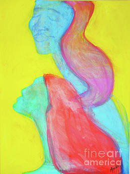 Island Girls by Mark Macko