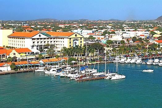 Gary Wonning - Island Harbor