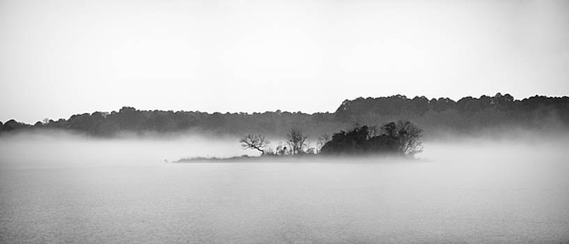 Island In The Fog by Todd Aaron