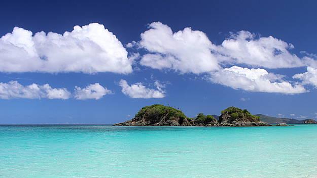 I'm On Island Time by Fiona Kennard