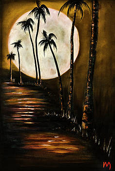 Island honey moon  by Rolly Mouchaty