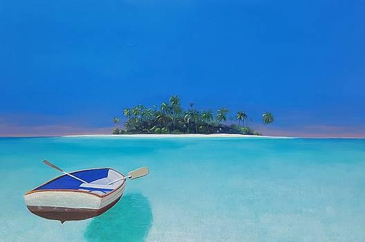 Island of Dreams by Karyn Robinson