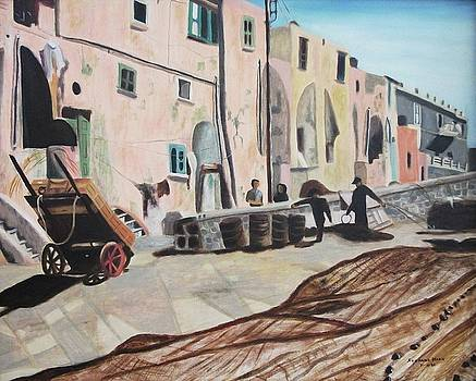Suzanne  Marie Leclair - Island of Procida