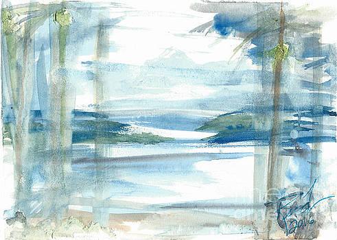 Island Paradise by Reed Novotny