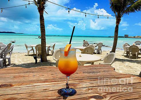 Island Rum by Carey Chen
