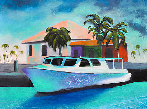 Island Time by Barbie Baughman