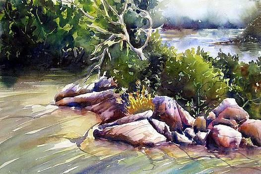 Island Two by Chito Gonzaga