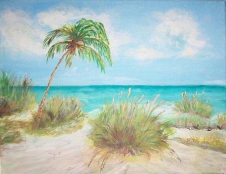 Island View - Florida by Mary Sedici
