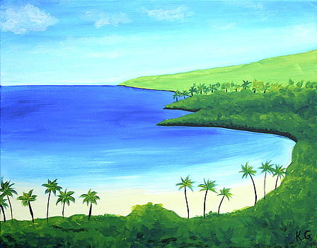 Island View by Kristine Mueller Griffith