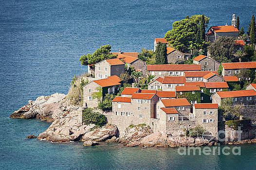 Sophie McAulay - Island village Montenegro