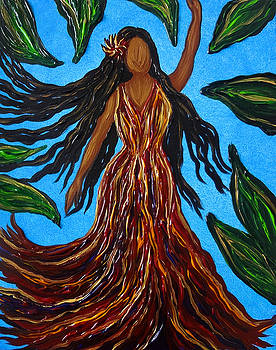 Island Woman by Michelle Pier