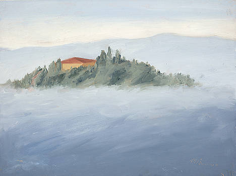 Mary Giacomini - Islands in the Sky