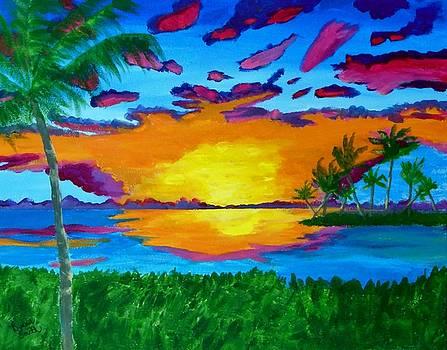 Islands in the Sun by Brenda L Smith