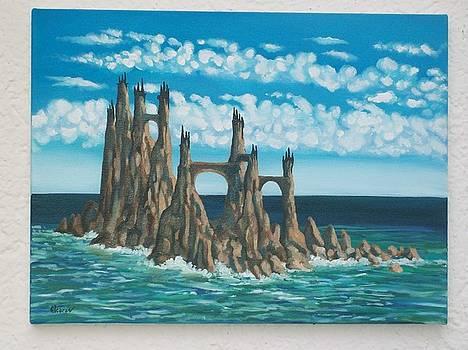 Islas by Enrique Alcaraz