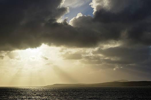 Islay Sunburst by David Taylor