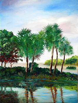 Isle of Palms by Phil Burton
