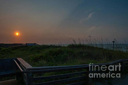 Dale Powell - Isle of Palms Sunrise
