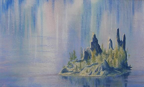 Isle of Reflection by Lynn Quinn