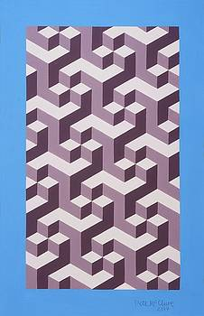 PETER-HUGO MCCLURE - Isometric 3D Illusion