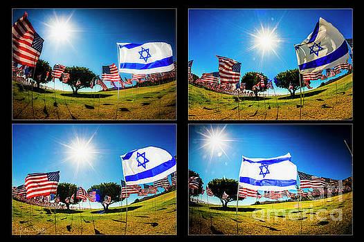 Julian Starks - Israeli Pride