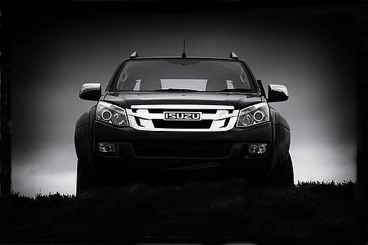 Isuzu AT35 by Carlton Boyce